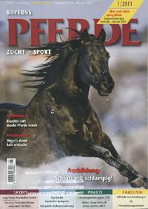 Bayerns Pferde 01/2011 | Tiffany & Antonia (PDF)