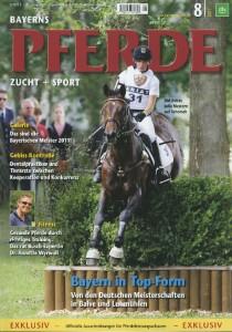 Bayerns Pferde 08/2011 | Nachlese zum Dressurfestival 2011 (PDF)