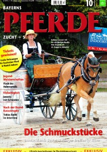 Bayerns Pferde 10/2013 | Nachlese zum Dressurfestival 2013 (PDF)