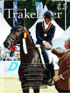 Der Trakehner 10/2013 | Nachlese zum Bundeschampionat 2013 (PDF)